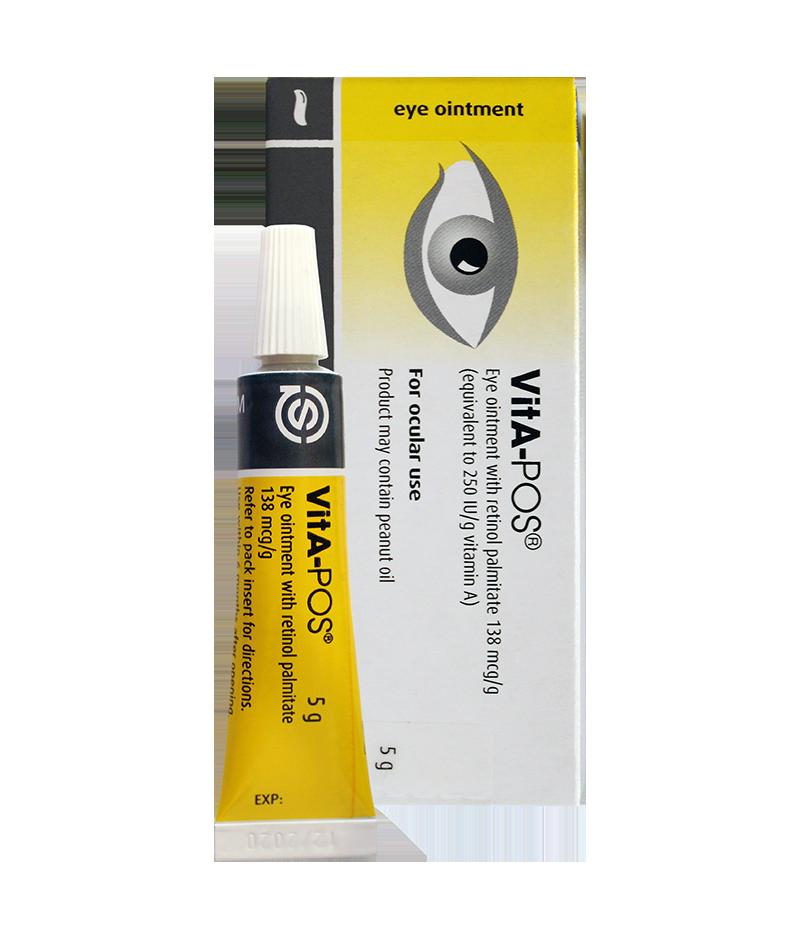 Vita Pos Eye Ointment